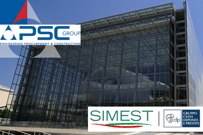CDP Group: SIMEST increases its partecipation in the PSC Group